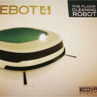 (全新現貨)Ecovacs DEEBOT D45/ 智慧清潔機器人/掃地機器人/智慧吸塵機器人