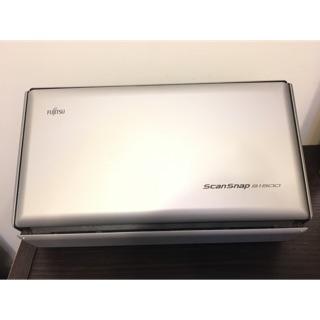 Fujitsu 富士通 Scansnap S1500 雙面彩色文件影像掃描器