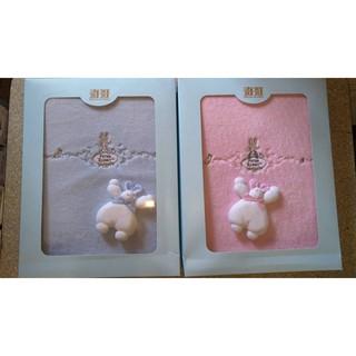 奇哥彼得兔幼兒四季毯 棉毯 涼被 新款四季毯 < 100cmx125cm >藍色.粉色 產地:台灣