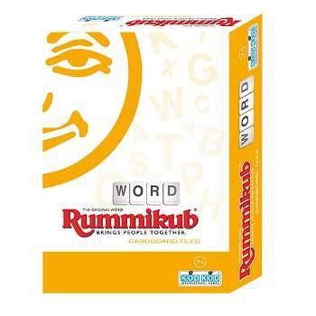 拉密 英文字彙 外出型簡易版 Rummikub Word Cardboard Lite 高雄龐奇桌遊 哿哿屋
