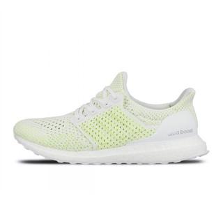 Adidas Ultra Boost clima UB4.0 螢光黃 編織 慢跑鞋 AQ0481