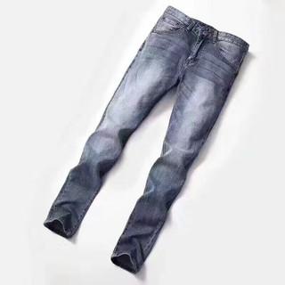 ARMANI彈力牛仔褲阿瑪尼長褲男生修身牛仔褲ARMANI直筒牛仔褲ARMANI丹寧牛仔褲