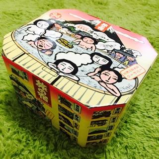日本旅之宿泡澡粉