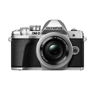 【高雄四海】Olympus OM-D E-M10 Mark III Kit (14-42mmEZ)全新平輸一年保固.銀色