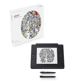 WACom Intuos Pro medium Paper Edition PTH-660雙功能專業繪圖板