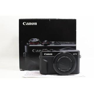 【青蘋果3C】Canon Powershot G7X Mark II 黑 類單眼相機 公司貨 %2320117