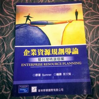 企業資源規劃導論