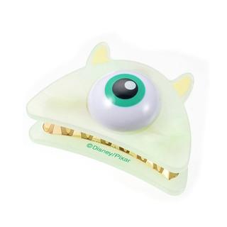 [預購] 怪獸電力公司大眼仔 鯊魚夾 100%日本迪士尼商店正品 MonsterIncBarrette