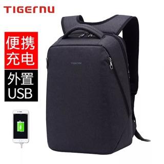 韓版潮流防水防盜雙肩包(學生書包、電腦包、旅行包,媽媽包)