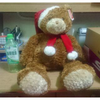 聖誕泰迪熊 娃娃