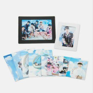 (現貨) BTS 防彈少年團 WINGS TOUR 首爾場 演唱會 紙相框組 paper frame set