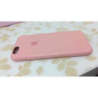 iPhone 6/6s 原廠保護殼 粉紅色