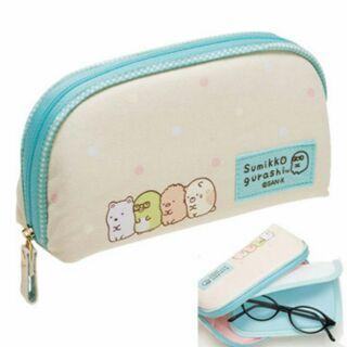 San-X 角落生物眼鏡收納包 眼鏡盒