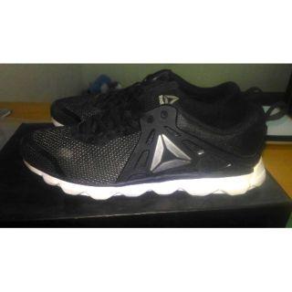 Reebok  HEXAFFECT Run 5.0 MTM男 黑色 基本款 慢跑鞋 型號BD4700