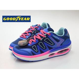 GOODYEAR固特異 女款氣電戶外運度休閒健走鞋 YX價799元出清款  請先詢問尺碼