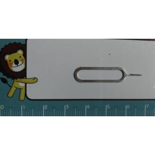 現貨IPhone.HTC.三星Samsung.OPPO.小米紅米.sony.ASUS卡針.取卡針.Sim卡退卡針.插卡針