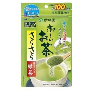 (現貨)日本 伊藤園綠茶抹茶粉