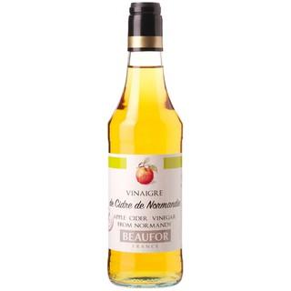 法國 蘋果醋酸度5 堡芙蘋果醋250ML BEAUFOR Cider Vi