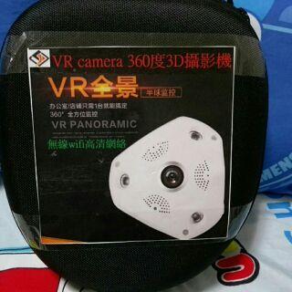 VR camera 360度3D攝影機