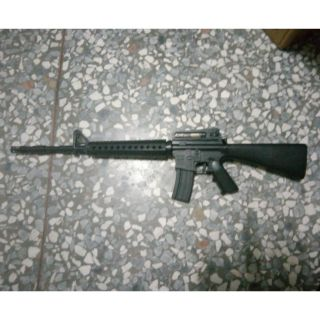 M-16 BB槍 空氣槍 步槍 全新  原價250元