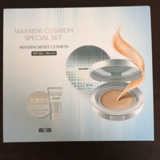韓國 MAXMINI CUSHION SPECIAL SET 底妝組合