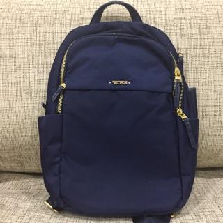 TUMI 寶藍色後背包