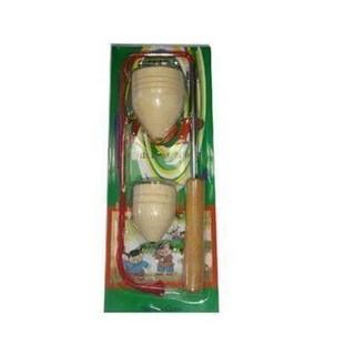 健身木陀螺健身陀螺膠木陀螺木質陀螺大型陀螺送鞭桿傳統玩具批發