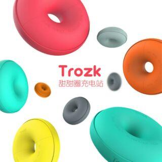 淘寶合購『Trozk特洛克』甜甜圈創意多功能USB充電器插座{12/12(一)23:59截單}需先付款後取貨