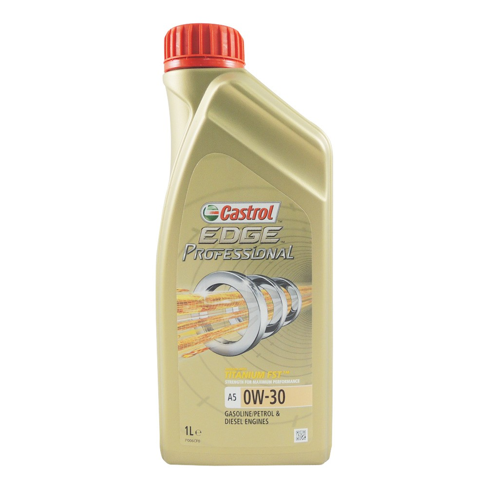 郊油趣 Castrol EDGE Professional A5 0W30 全合成機油 0W-30 VOLVO