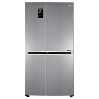 『中力』來電價優 LG 樂金830公升WiFi門中門對開冰箱 GR-DL80SV