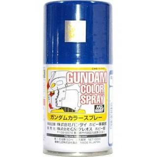 《JOJO模型玩具》《郡氏 GUNDAM COLOR SPRAY 鋼彈噴漆/噴罐 SG02半光澤 藍色 100ml》現貨