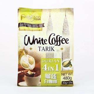 ☕️馬來西亞榴槤白咖啡☕️