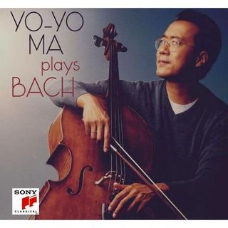 馬友友 /《馬友友:巴哈經典回顧》精選 (CD) Yo-Yo Ma /Yo-Yo Ma Plays Bach