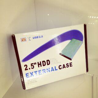 2.5吋 sata外接硬碟盒 筆電 筆記型電腦硬碟適用