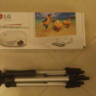 LG PV150G微投影機(9成9新)