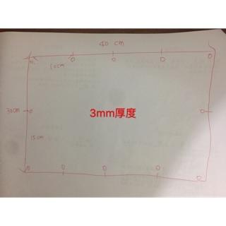 客製化壓克力板