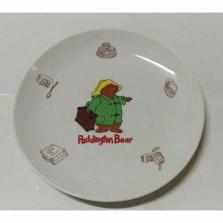 (全新)Paddington bear 柏林頓熊陶瓷盤