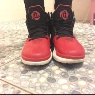 Adidas rose 773 女籃球鞋(24號)