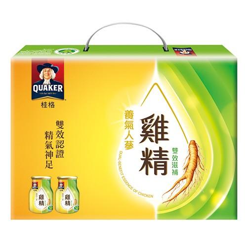 桂格養氣人蔘雞精禮盒68mlx8入/盒【愛買】