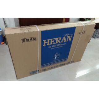 禾聯電視 HERAN 50ACE尾牙抽中 用不到故售出網路上21左右欲售16-17意者可以出價 OK就賣