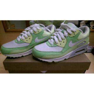 Nike air max 90 青蘋果綠