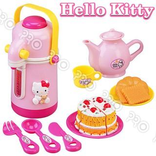 HELLO KITTY茶具組/Hello Kitty/扮家家酒/角色扮演/三麗鷗
