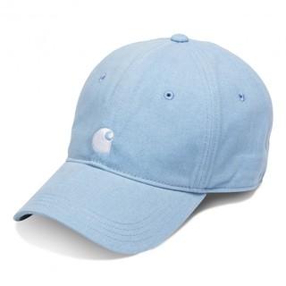USAstores Carhartt WIP Baseball Cap Major 水藍 老帽