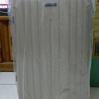 ALAIN DELON 亞蘭德倫 28吋ABS簡約系列旅行箱(香檳金)