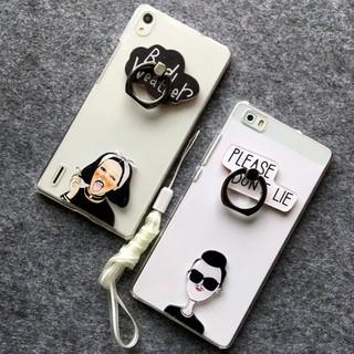 HTC728手機殼HTC desire EYE透明保護套d728t/w防摔硬殼m910x掛繩男女