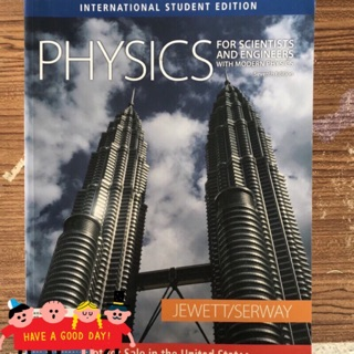 Physics for scientists and engineers (二手書)