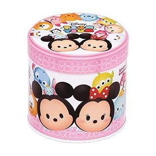 布如蒙 北日本 TSUM 迪士尼 雙味草莓餅乾罐/小公主綜合糖餅罐