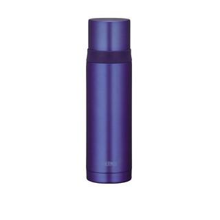全新現貨-THERMOS 膳魔師 FEI-501真空不鏽鋼保溫瓶 0.5L 保冰/溫杯 藍色