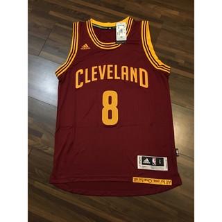 NBA球衣 Matthew Dellavedova 騎士客場酒紅 Adidas Swingman 熱轉印 S號 全新