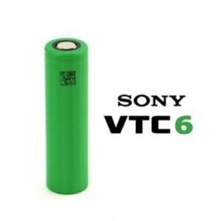 瓢蟲蒸汽 SONY VTC6 18650 3000mAh 平頂動力電池
